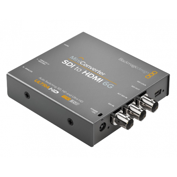 Blackmagic Mini SDI to HDMI Converter