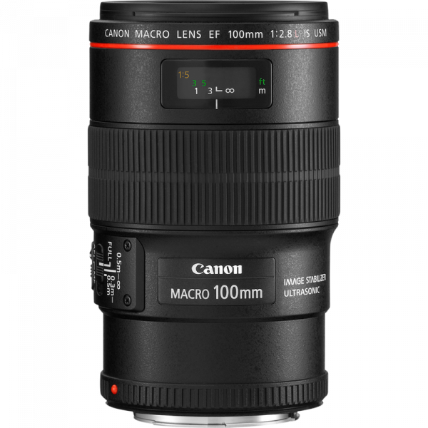 Canon 100mm L Macro