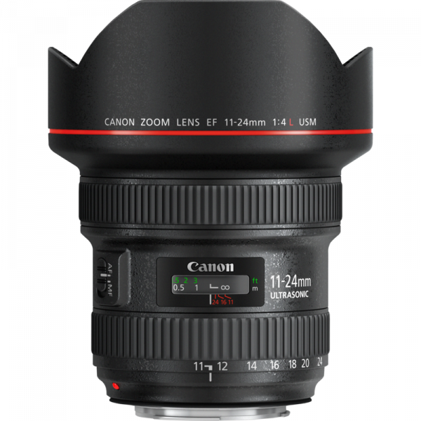 Canon 11-24mm Lens