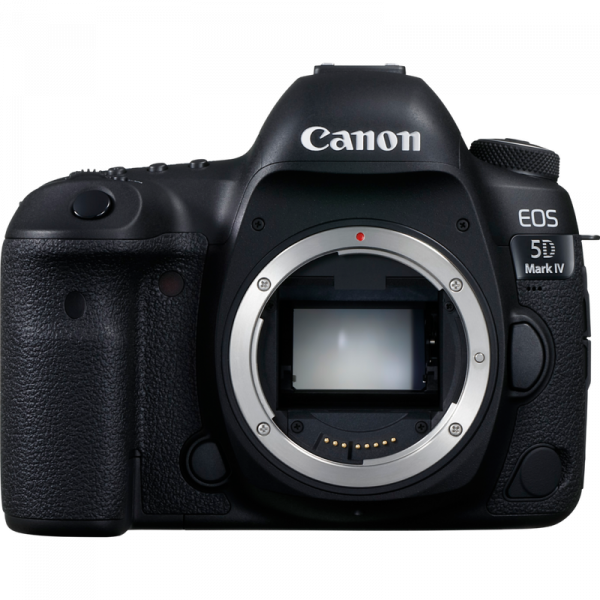 Canon 5d mkIV Front
