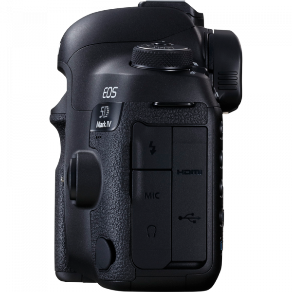 Canon 5d mkIV Side