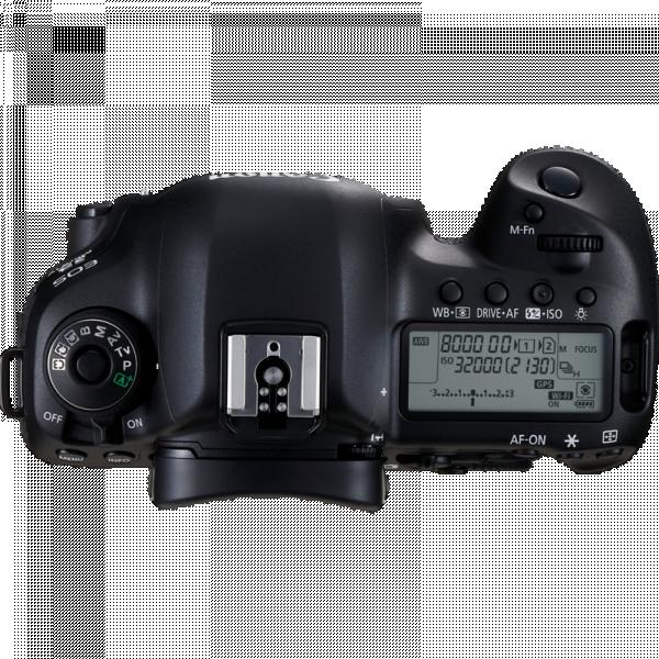 Canon 5d mkIV Top