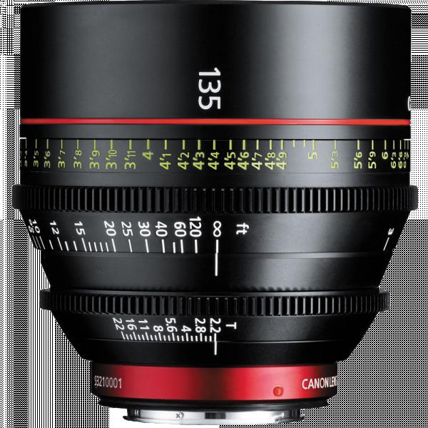 Canon CN-E 135mm