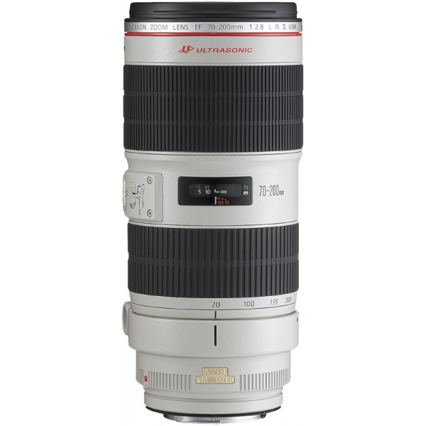 Canon EF 70-200mm f/2.8 IS II