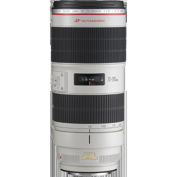 Canon EF 70-200mm f/2.8 IS II