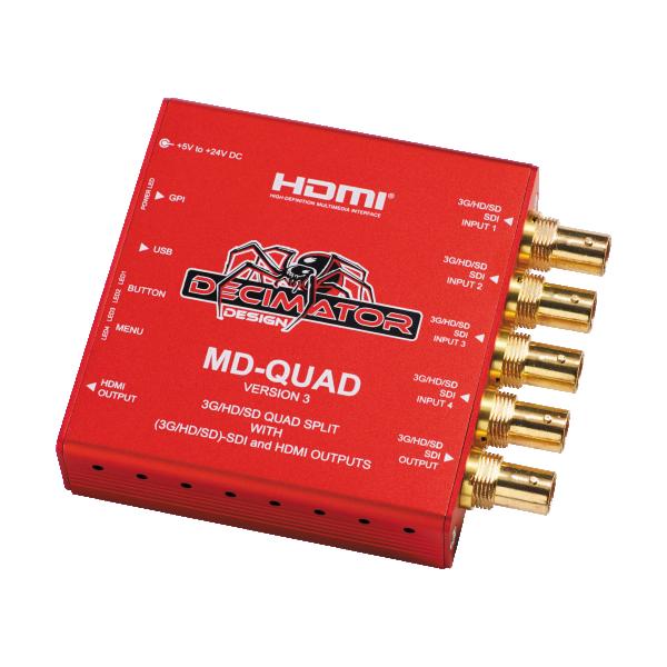 Decimator MD-Quad