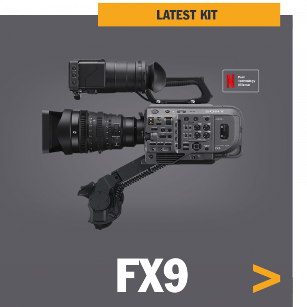 New kit - our FX9