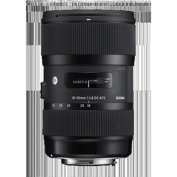 Sigma 18-35mm EF