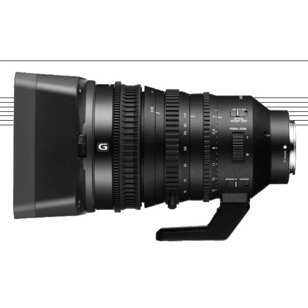 Sony E PZ 18-110mm