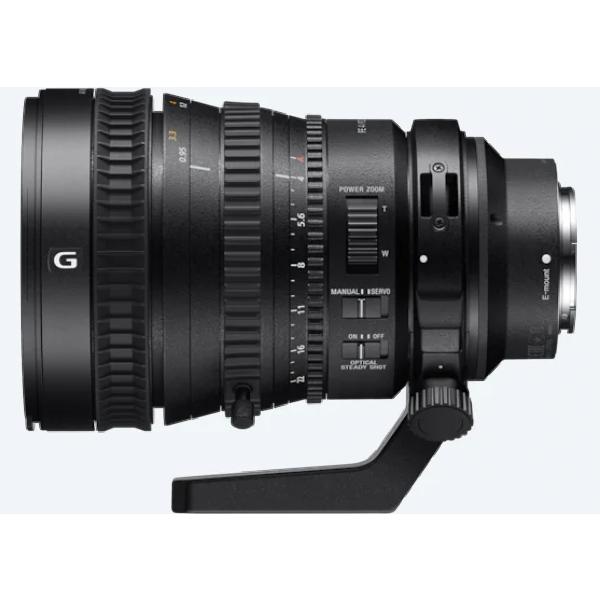 Sony FE PZ 28-135mm F4 G