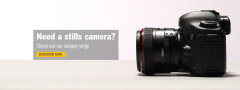 Need a stills camera? Click here for help!