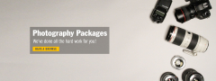 Find a photography package today!