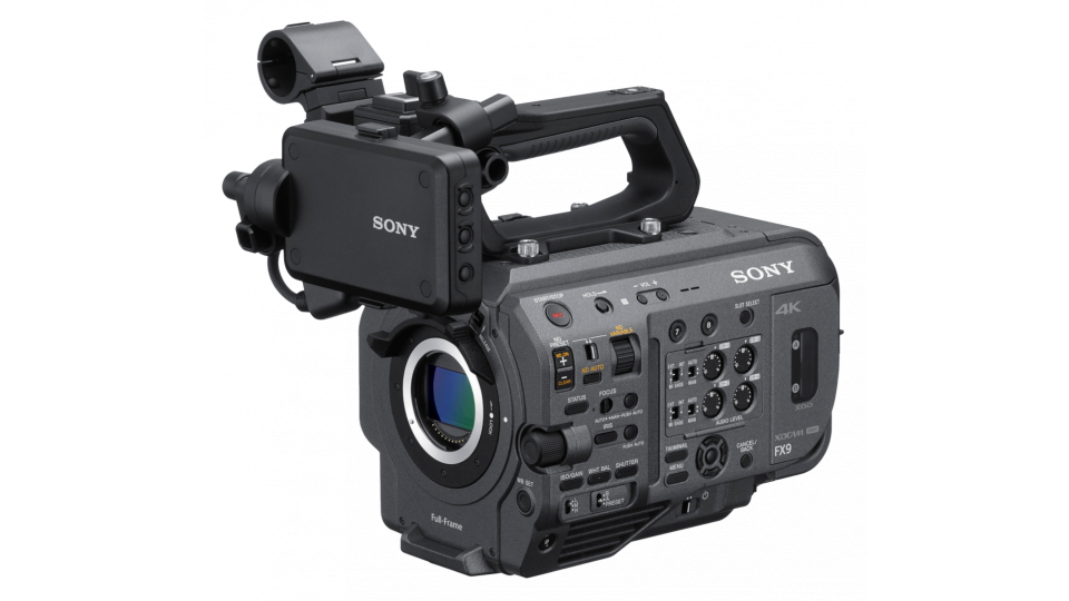 Sony FX9 or FS7